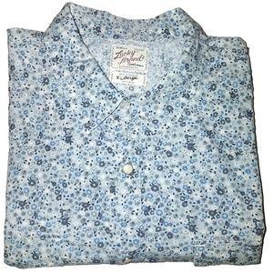 Lucky Brand Sportswear Western Shirt